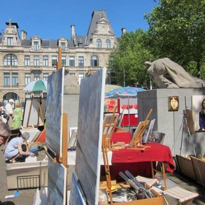 Schildersmarkt Antwerpen